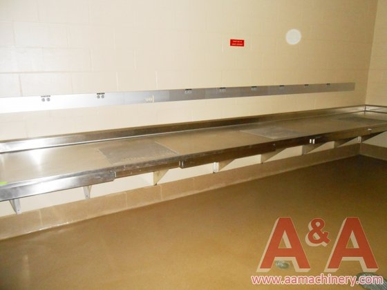 Stainless Steel Laboratory Countertops, Workstation,