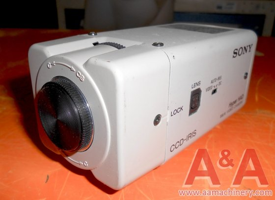 Sony Model SPT-M124 Video Camera