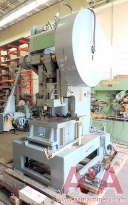 30 Ton High Productivity Press