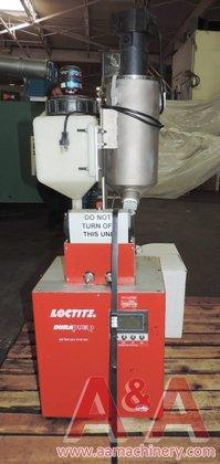 Loctite Metering Pump System in