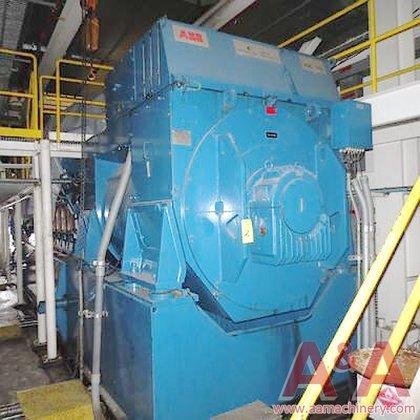 2001 Wartsila Natural Gas Generator
