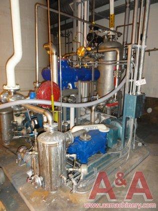 1992 Kinney Liquid Ring Vacuum