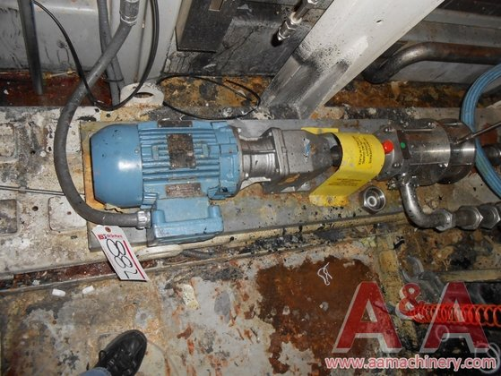 Blackmer C21-CVT 1.5 HP Pump