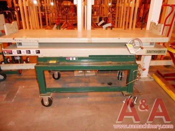 Southworth Model CLS2-36 1000 Lb