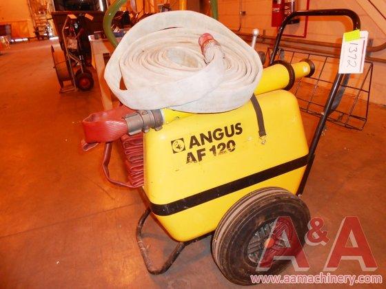 Angus Mobile Foam Unit AF120