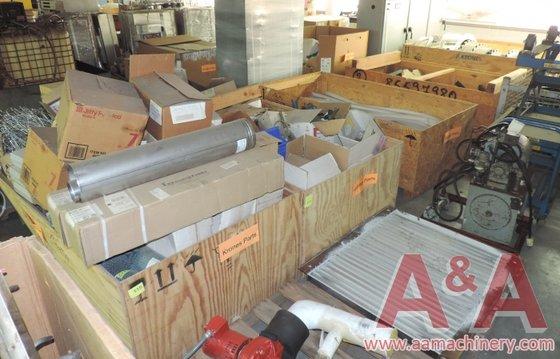 Krones Blow Molding Press Parts