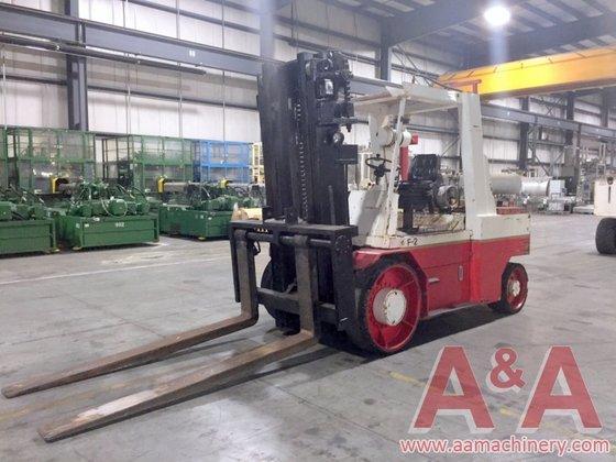 1985 RMF 35,000Lb LPG Forklift