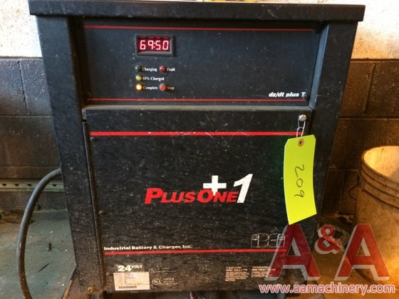 Plus One Battery Charger, 24
