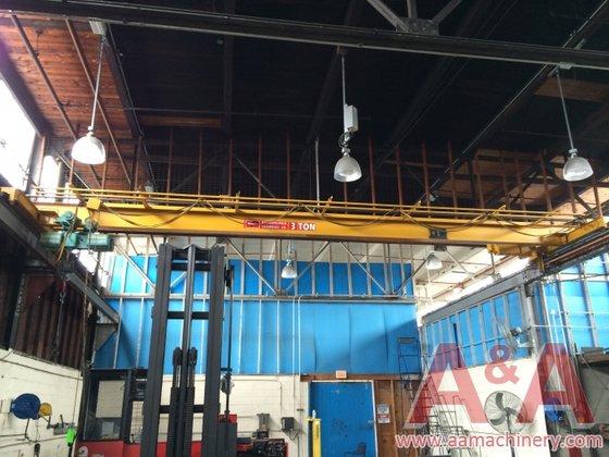 3 Ton Philadelphia Tramrail Bridge