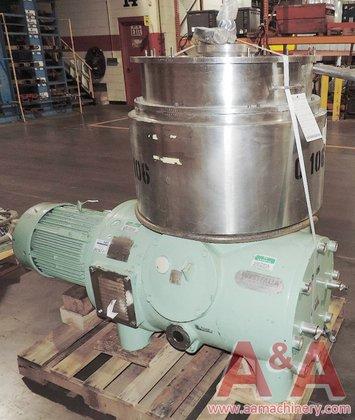 1983 Westfalia BKA45-86-576 Centrifuge in