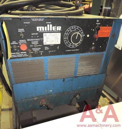 MILLER 300 Amp Gold Star