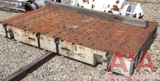 Bolster Plate 5ft x 9ft
