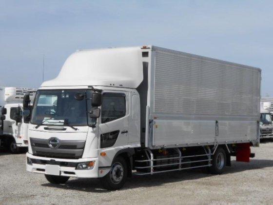 Hino 2 PG - FE 2 ABG in Kawasaki, Japan
