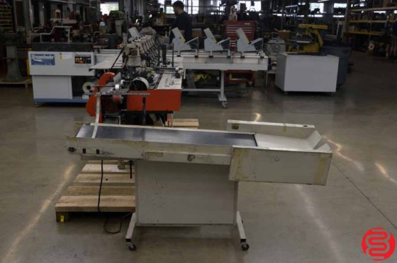 Bell and Howell LSEXP-6 6 Pocket Inserter w/ Delivery Conveyor in