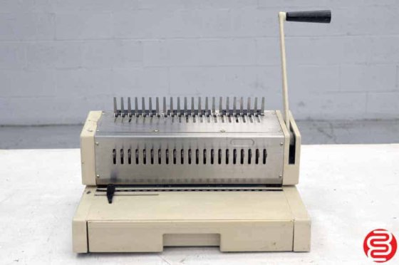 Akiles C-21 Comb Binding Machine in Maple Heights, OH, USA