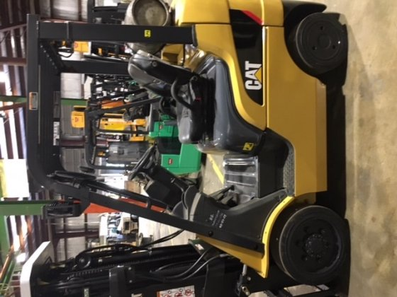 2012 Cat Lift Trucks 2C4000 in Mount Vernon, IL, USA
