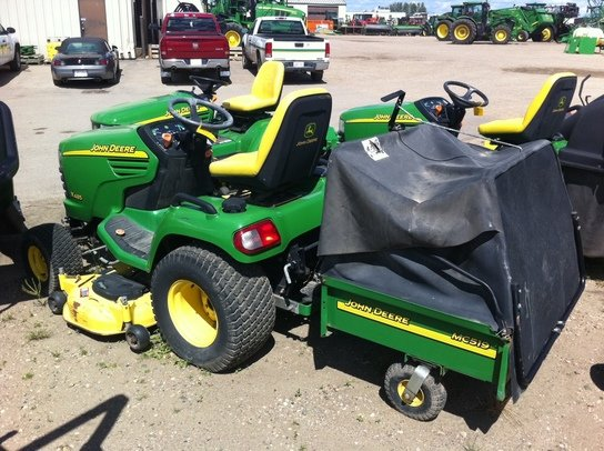 John Deere JD X485 in