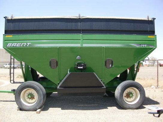 2011 Unverferth 750 in Muleshoe,