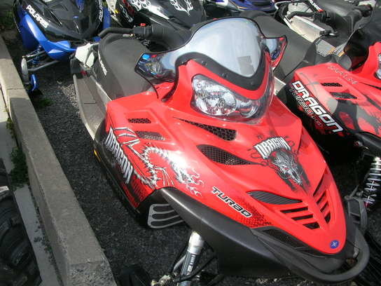 2008 Polaris DRAGON 700 in