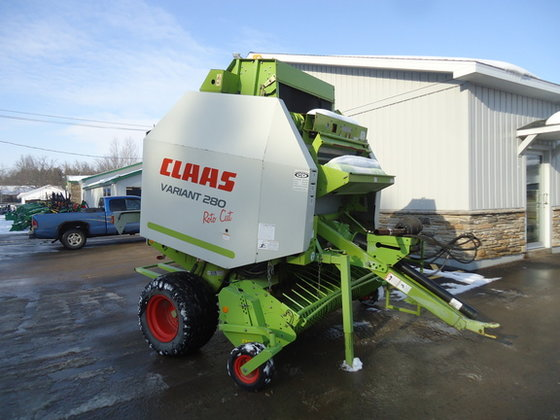 2006 Claas 280rc in Canton,