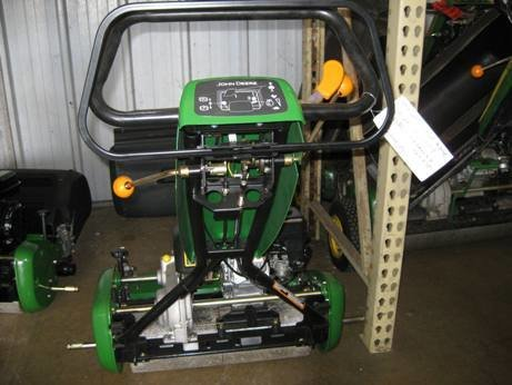 2012 John Deere 220SL in