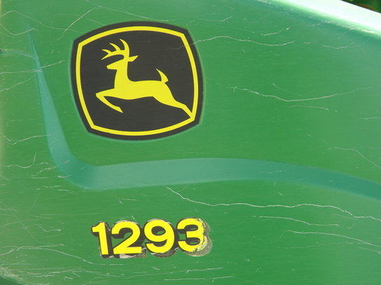 John Deere 1293 in Bluffton,