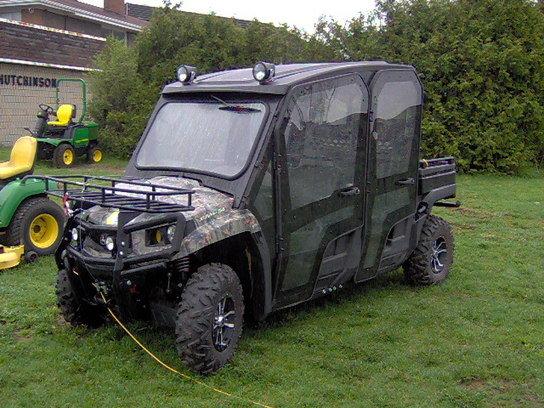 2012 John Deere XUV 550