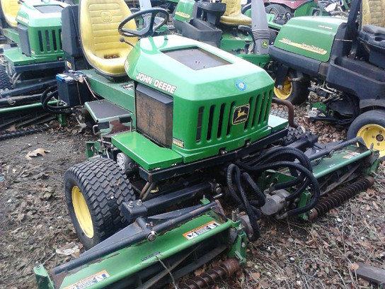 John Deere 2653A in Calverton,