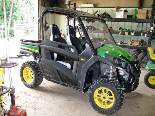 2012 John Deere RSX 850I