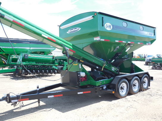2013 J&M 375 in Dimmitt,