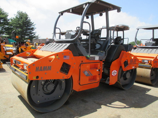 2012 Hamm HDO70V in Plainfield,