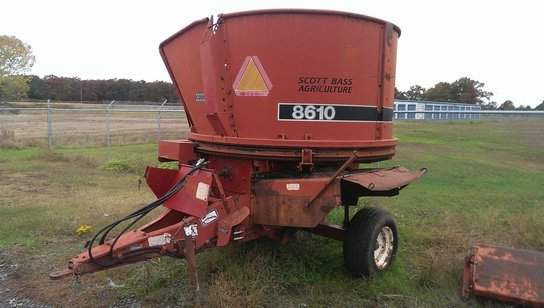 Roto Grind 8610 in Poteau,