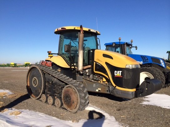 2003 Caterpillar MT765 in Pratt,