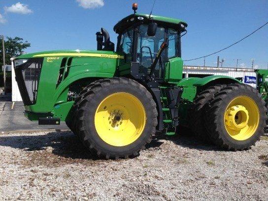 2013 John Deere 9360R in