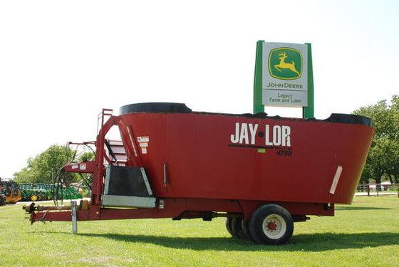 2010 Jaylor 4750 in Lockwood,