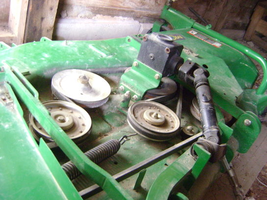 "2002 John Deere 72"" Belly"