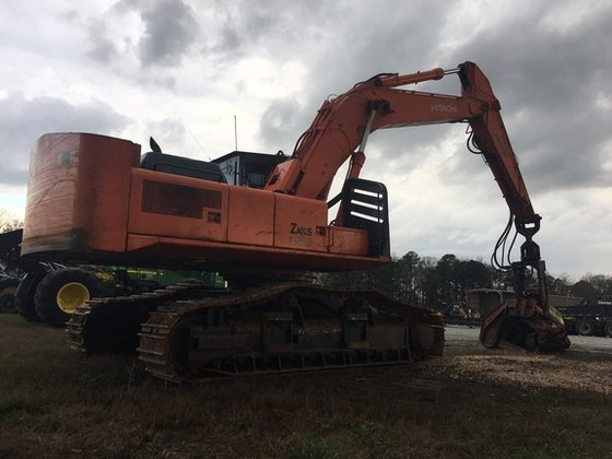 2003 Hitachi ZX350LL in Northport,