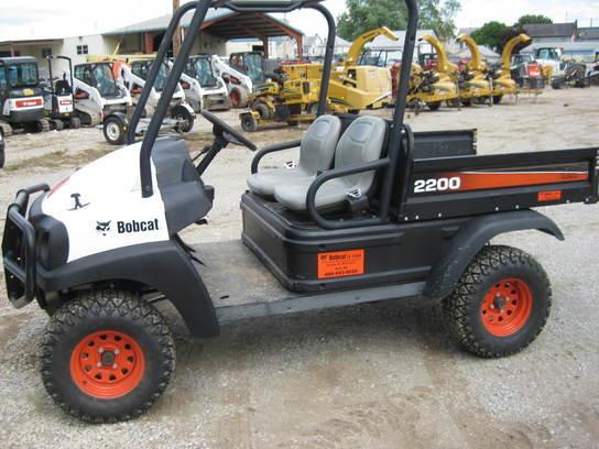 2009 Bobcat 2200 in Hanover,