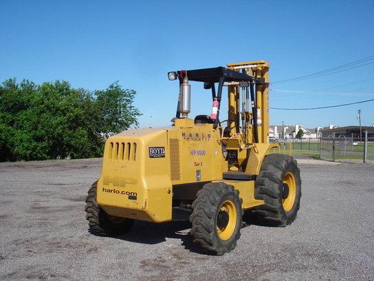 2012 Harlo 6500 in Oklahoma