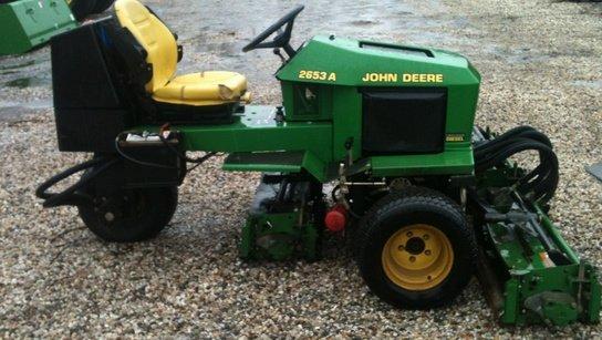 2000 John Deere 2653 in