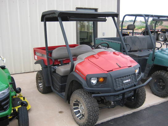Case Case IH Scout in