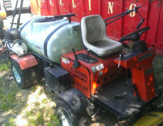 Smithco SMITHCO 150 GALLON SPRAYER