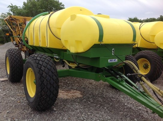 Duo Lift Liquid Fertilizer in