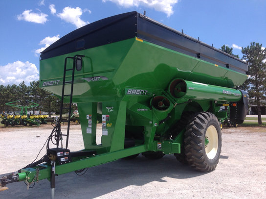 2012 Brent 1282 in Flora,