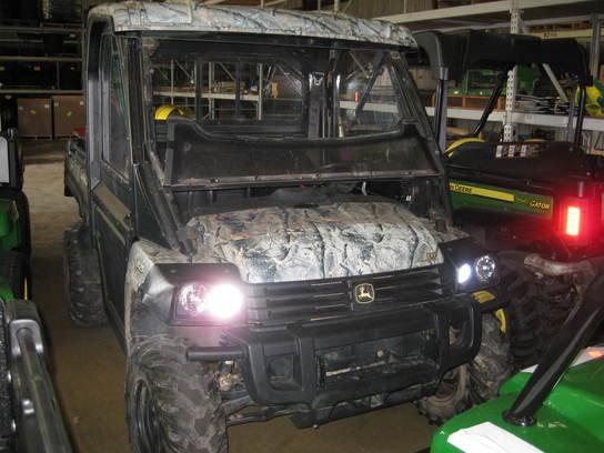 2011 John Deere XUV 825I
