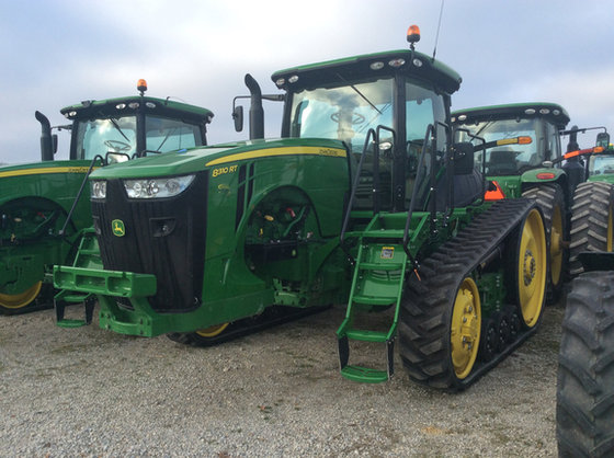 2014 John Deere 8310RT in