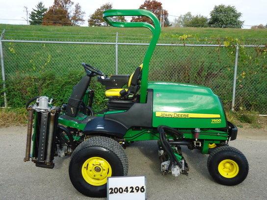 2009 John Deere 7500 in