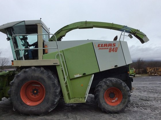 1997 Claas 840 in Middlebury,