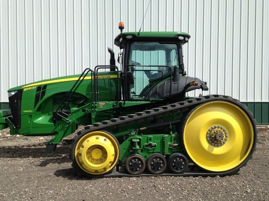 2013 John Deere 8335RT in