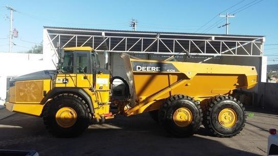 2014 John Deere 410E in
